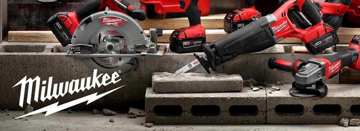 Shop Milwaukee power tools at G.W. Hardware
