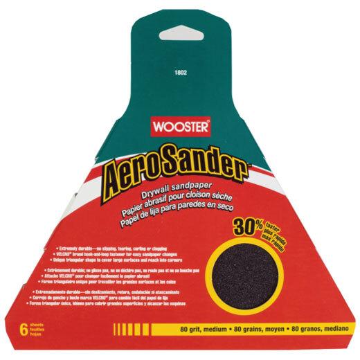Sandpaper, Sanding Pads & Sanding Sponges