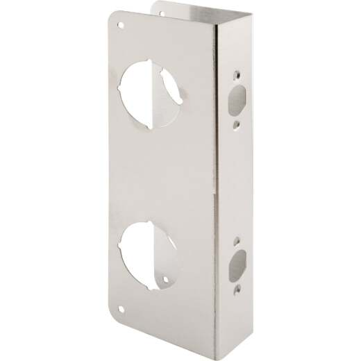 Defender Security Stainless Steel Door Reinforcer