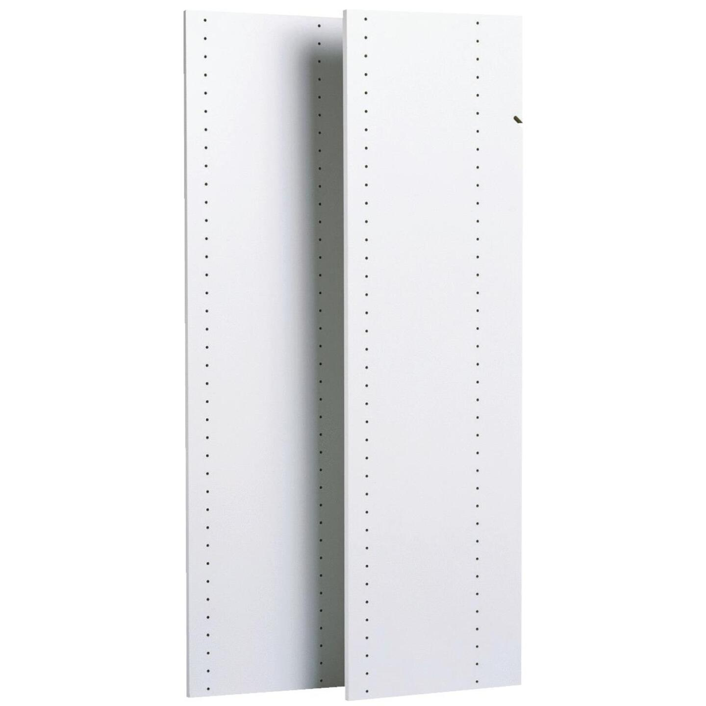 Easy Track 48 In. Closet Vertical Panel (2-Count) Image 1