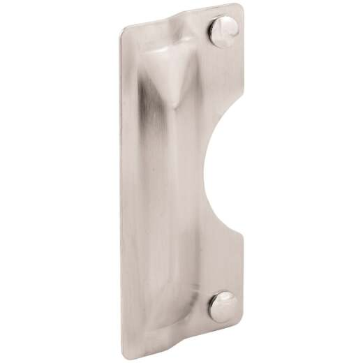 Defender Security 3 In. x 7 In. Stainless Steel Latch Guard