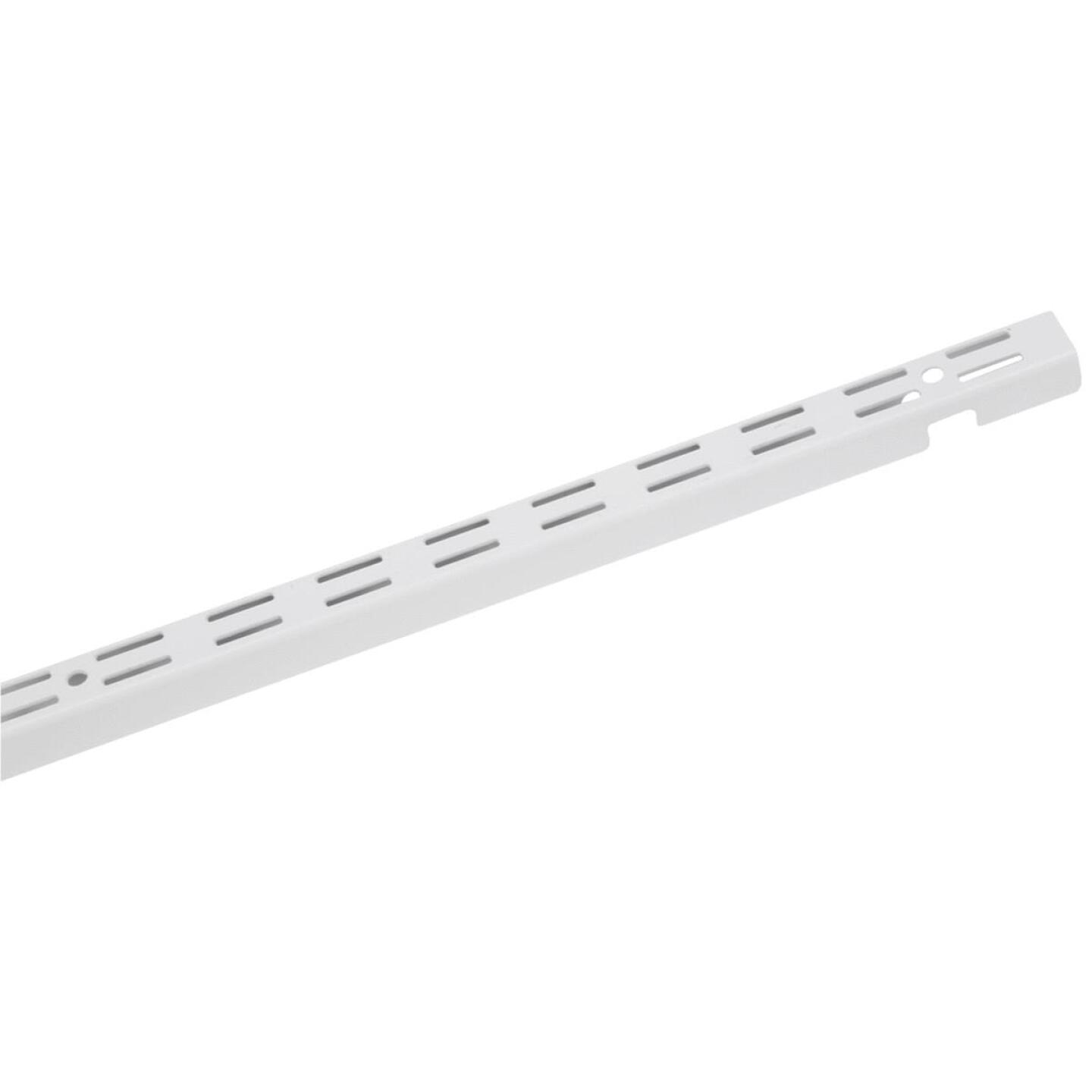 Closetmaid ShelfTrack 84 In. White Closet Shelf Standard Image 1
