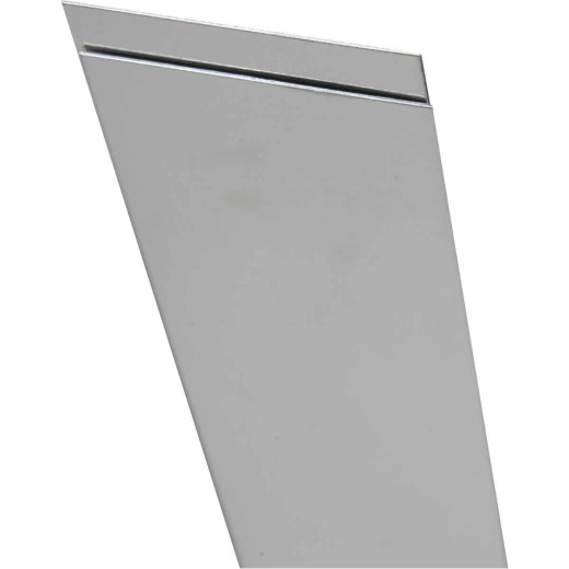 K&S 4 In. x 10 In. x .018 In. Stainless Steel Sheet Stock