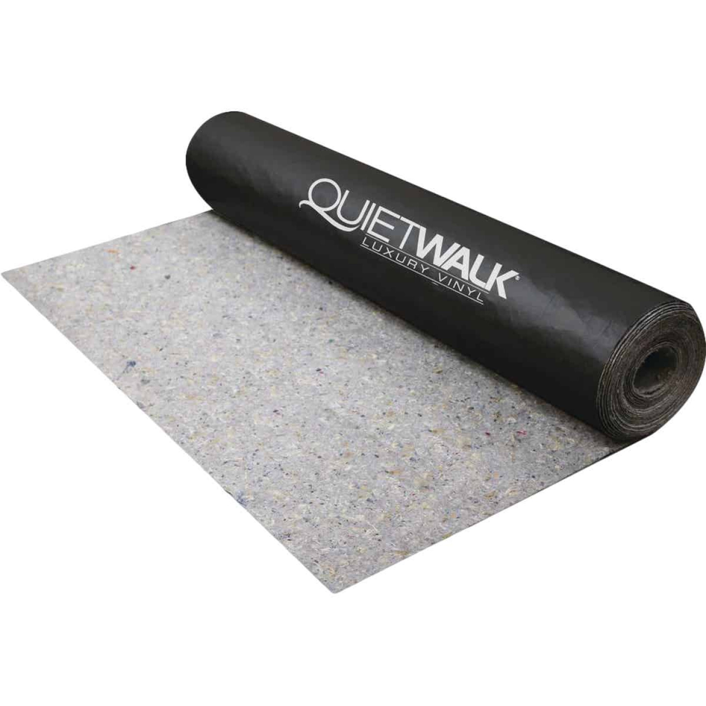 QuietWalk Luxury Vinyl 3 Ft. W x 33.33 In. L Underlayment with Vapor Barrier, 100 Sq. Ft./Roll Image 1