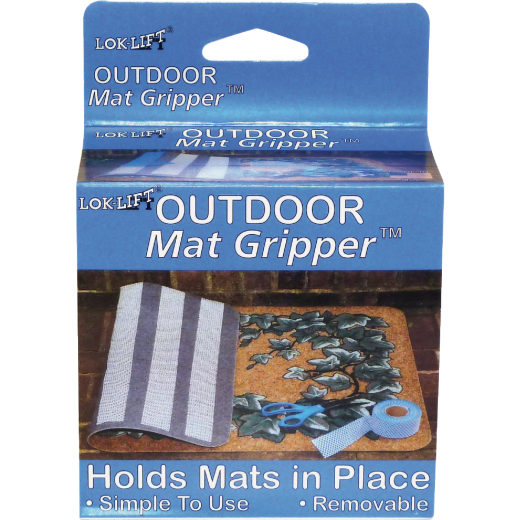 Lok-Lift Mat Gripper 2 In. x 25 Ft. Outdoor Carpet Tape