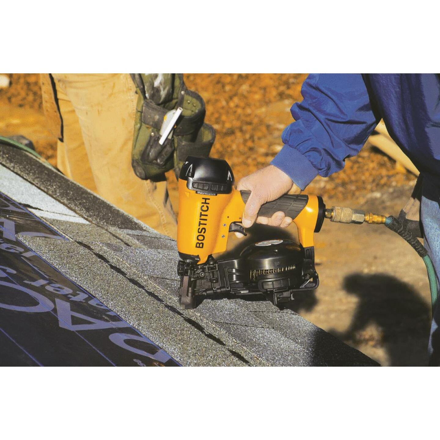 Bostitch 15 Degree 1-3/4 In. Coil Roofing Nailer Image 2