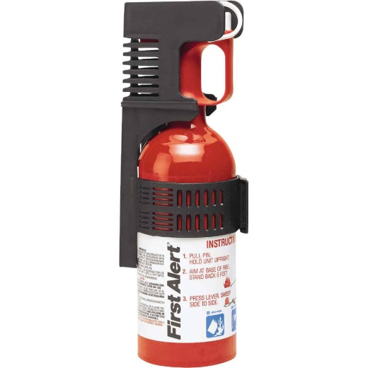 First Alert 5-B:C Auto Fire Extinguisher