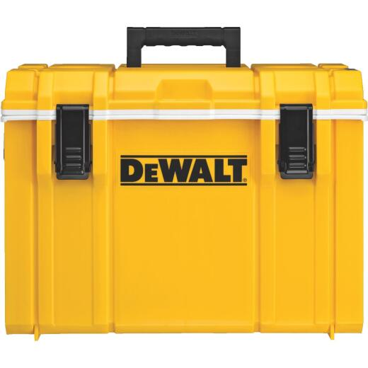 DeWalt ToughSystem 27 Qt. Cooler, Yellow