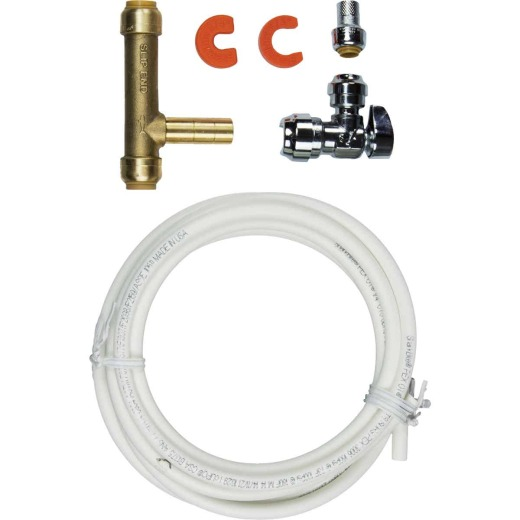 SharkBite1/2 In. x 1/4 In. Ice Maker Installation Kit