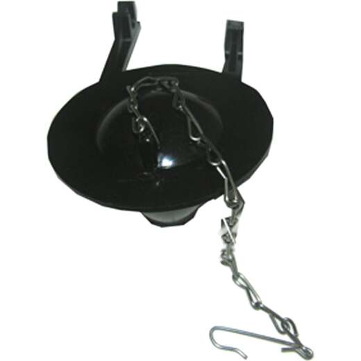 Lasco 3 In. Vinyl Flapper with Chain & Hook