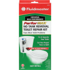 Fluidmaster PerforMAX Fill Valve & 2 In. Flush Valve Toilet Repair Kit Image 2