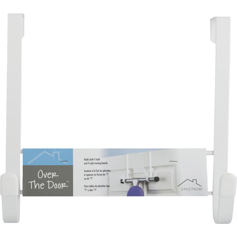 Spectrum Over The Door Ironing Board Holder Image 3