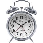 La Crosse Technology Equity Quartz Analog Twin Bell Battery Operated Alarm Clock Image 1