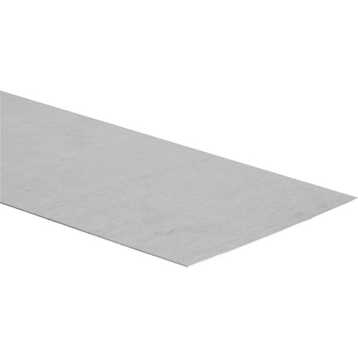 Hillman Steelworks 24 In. x 6 In. x .25 Ga. Aluminum Sheet Stock