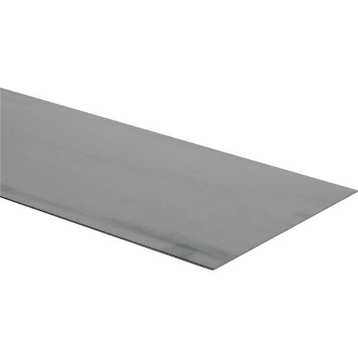 Hillman Steelworks 18 In. X 6 In. x 16 Ga. Steel Sheet Stock