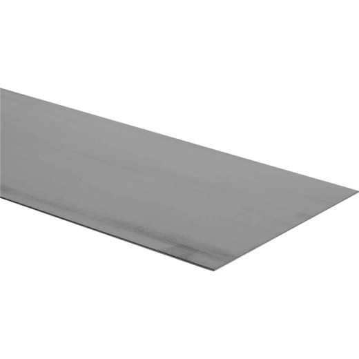 Hillman Steelworks 24 In. X 12 In. x 16 Ga. Steel Sheet Stock