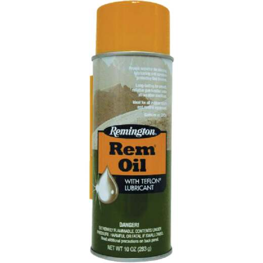 Remington Rem Oil 10 Oz. Aerosol Spray Gun Lubricant
