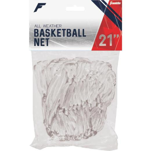 Franklin Hourglass White All Weather Basketball Net